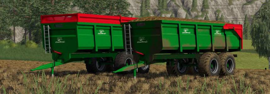 Coutand 18T v1.0.0.0