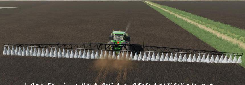 CSM Project FAST AG SPRAYER v1.2.0
