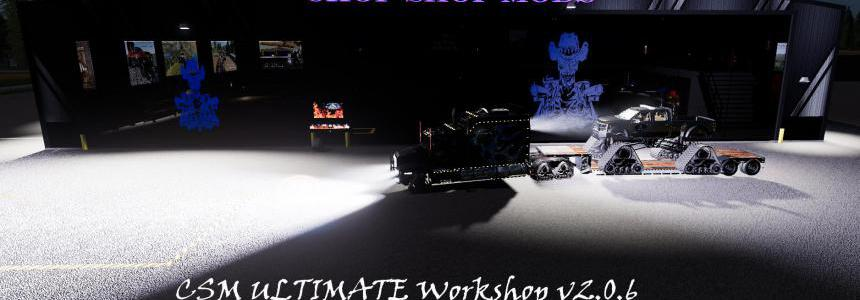 CSM ULTIMATE Workshop v2.0.6