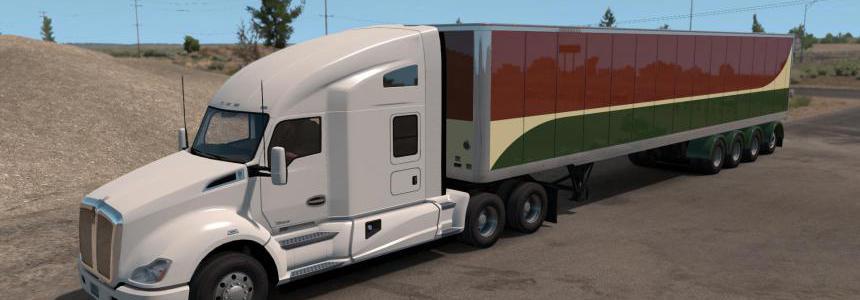 Custom 53 trailer v1.7 1.35.x