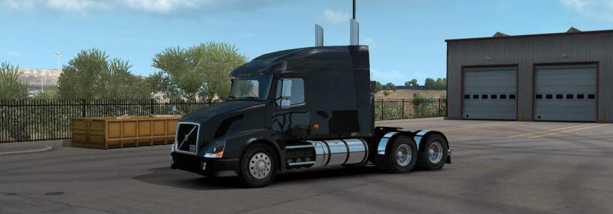 Custom vnl truck shop 1.35.x