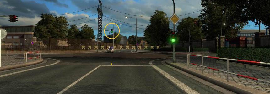 Duplicate traffic lights 1.35