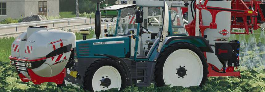 Fendt Favorit 509 510 v2.0.0.0