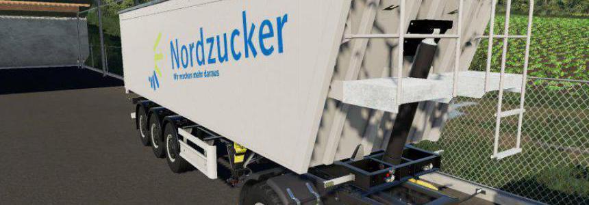 Fliegl Nordzucker Alumulde v1.0.0.0