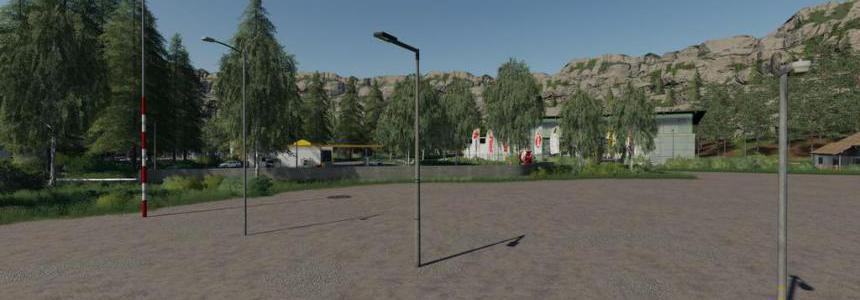 Floodlight And Streelights Set v1.0.0.0