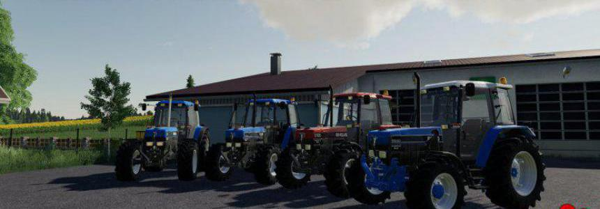 Ford New Holland 40 Series v1.0.0.0