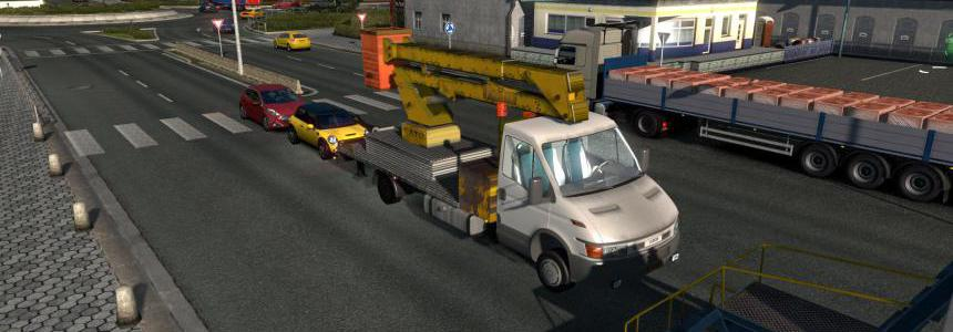 Iveco Daily Service in Traffic 1.35
