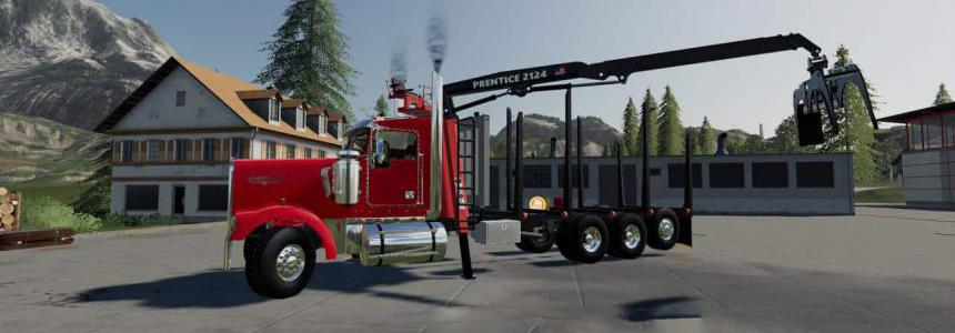 Kenworth W900 Cab Mount v1.0.0.2