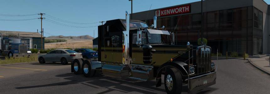 Kenworth W900A 28.07.19 1.35.x