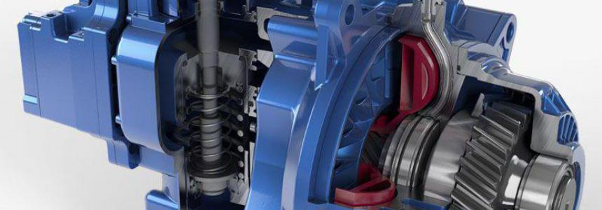 New voıth aquatarder retarder sound for all trucks 1.35