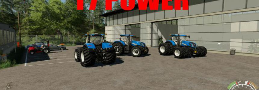 NewHollande T7 Power v1.0.0.0