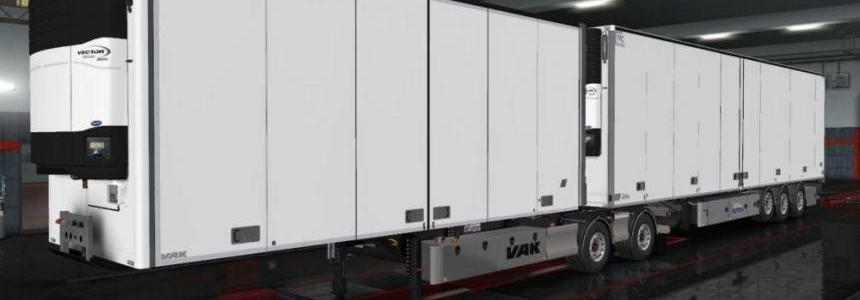 Ownable NTM semitrailer for VAK Vslider addon 1.35.x