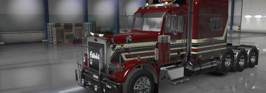 Peterbilt389 Skin by wopito