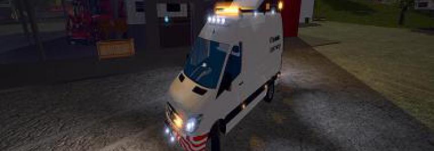 MB Sprinter 311 CDI Transporter v1.0