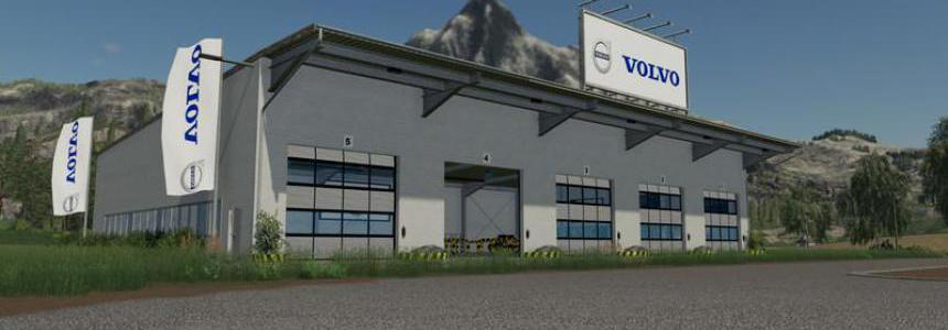 Placeable Volvo hall v1.0.0.0
