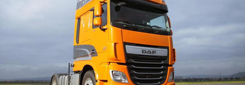 Real Paccar Mx Sound For Daf Xf Euro6 V2.0 1.35