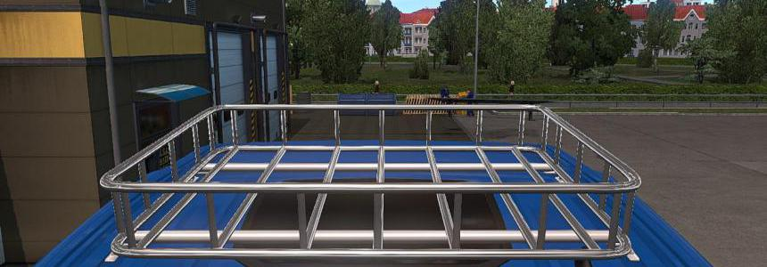 Roof Rack Scania S v1.0