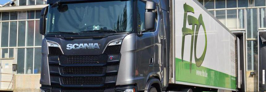 Scania Next Gen Deep V8 Sound And Sounds Rework 1.35