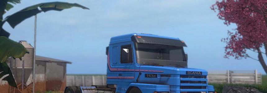 Scania 113H v1.0.0.0