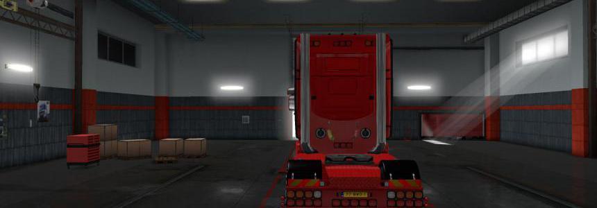 Scania Mudflap Pack 1.35.x