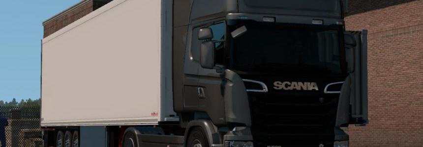Scania R730 Euro 6 V8 Opticruise Stock Sound
