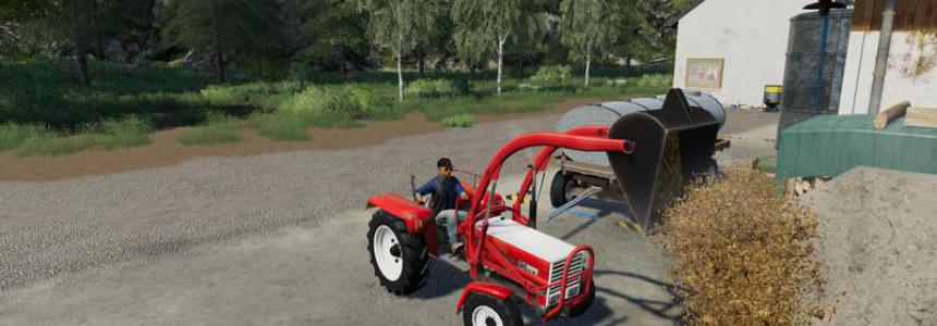 STEYR 545 Plus basic version v1.2.0