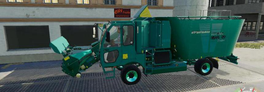 Strautmann Pack OY MP v19.8