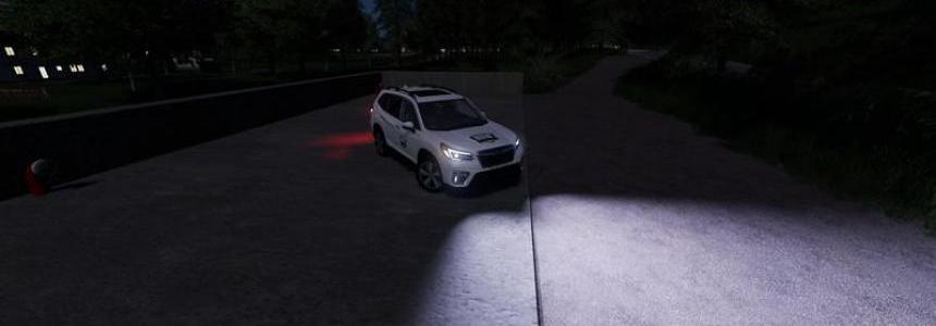 Subaru Forester 2019 IRL v1.0