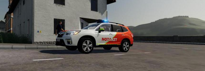 Subaru Forester NEF v1.0