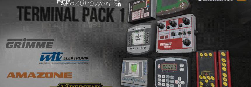 Terminal Pack v1.0.0.0