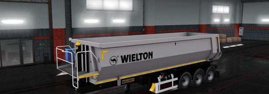 Trailer Wielton Pack v1.1