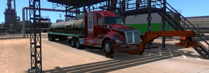 Truck Rescue Trailer Pack 1.35.x