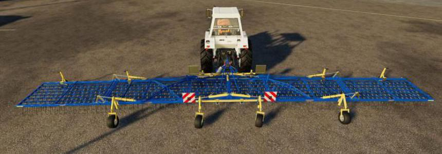 TS1520 harrow v1.1.0.0