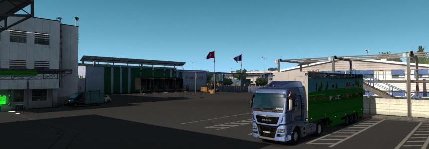 Warehouse Clermont-Ferrand v1.0