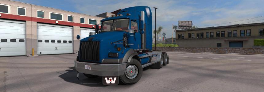 Western Star 4800SB 1.35