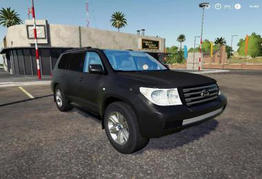 TOYOTA LAND CRUISER 200 v1.0