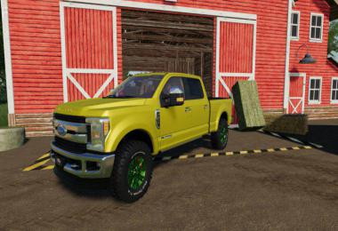 2017 FORD F-250 SUPERDUTY v1.0