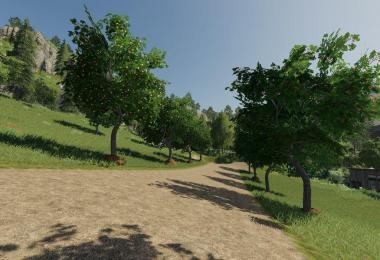 Placeable Fruit Trees v1.0.0.0
