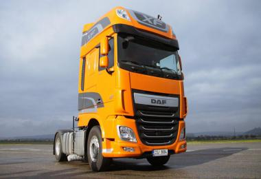 Real Paccar Mx 13 Sound For Daf Xf Euro6 1.35