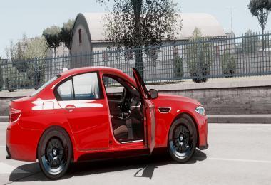 BMW | M5 F10 1.35.x
