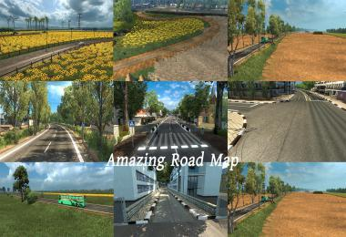 Amazing Road Map 1.31-1.33.x