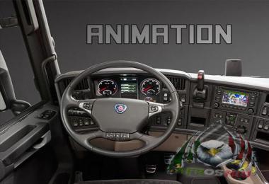 Animation RJL Steering Wheels by Afrosmiu 1.35