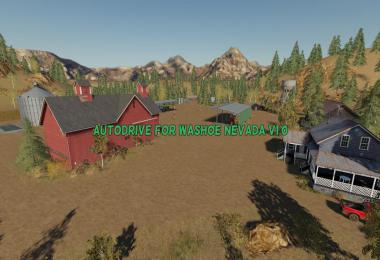 AutoDrive for Washoe Nevada v1.0