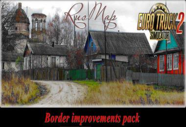 Border Improvements pack for RusMap v1.9.0