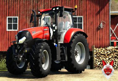 Case IH Maxxum - RC3D Edit v1.0.0.0