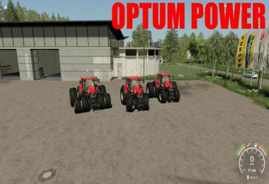 CaseIH Optum Power 650HP v1.0