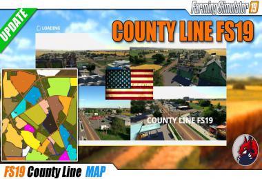 County Line Seasons 19 AutoDrive v1.0