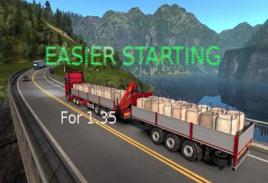 Easier Starting Mod 1.0
