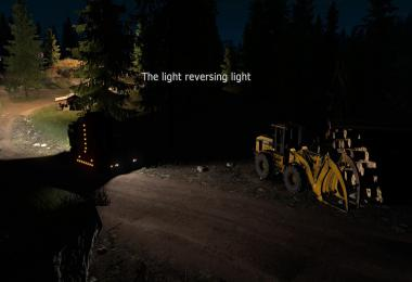 ETS2 Headlights + R 1.35.x