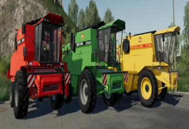 [FBM Team] New Holland TX34 / Deutz-Fahr Topliner Prototyp v1.0